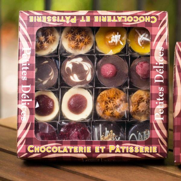 mini tortinhas caixa 16 unidades